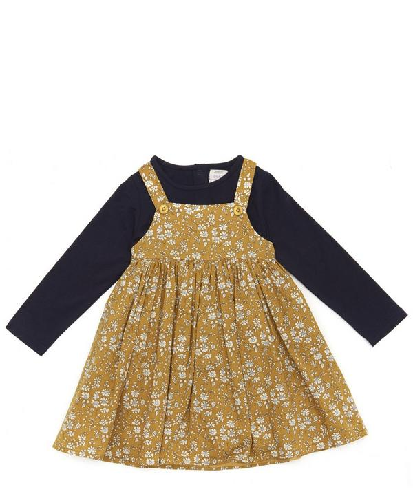 Capel Pinafore and T-Shirt Set