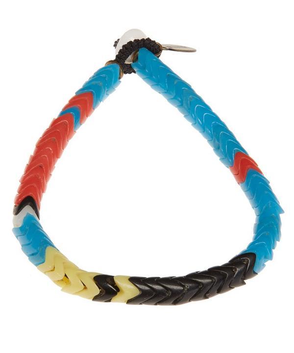 Snake Bead Bracelet