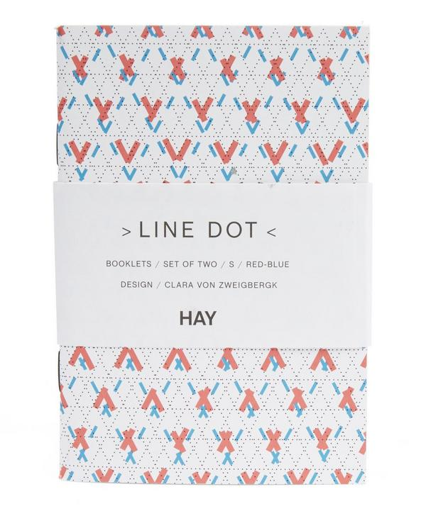 Line Dot S Two booklets