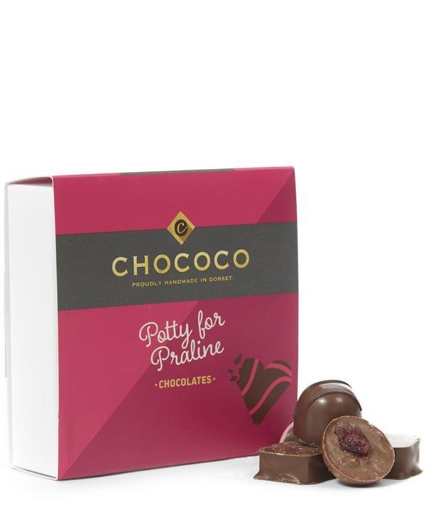 Potty For Praline Chocolates