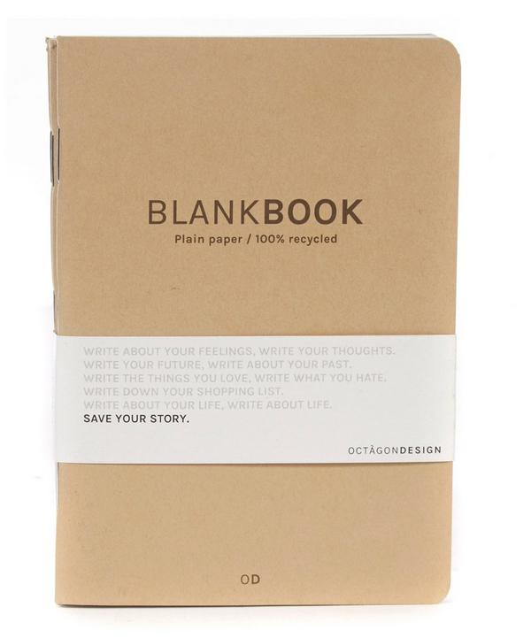 Design Blank Book Set