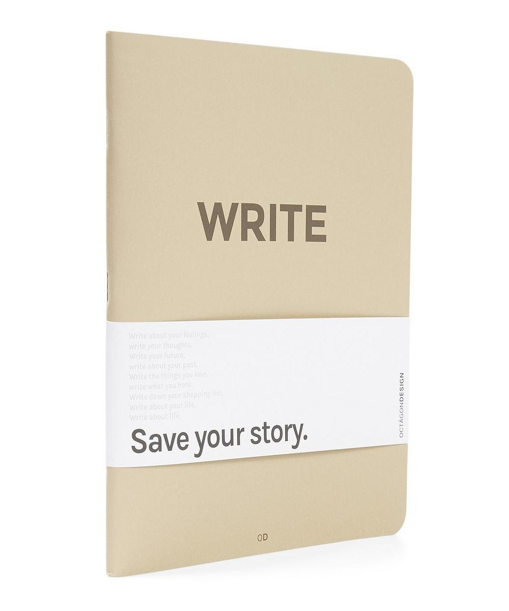 Write Ruled Paper