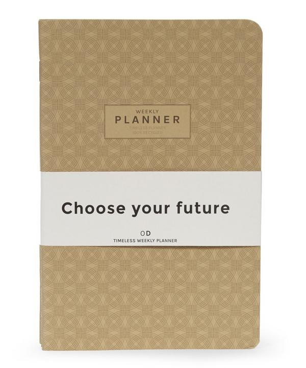 Design Weekly Planner Set