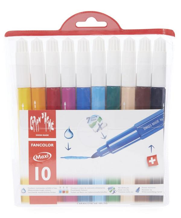 Thick Colouring Pen Set