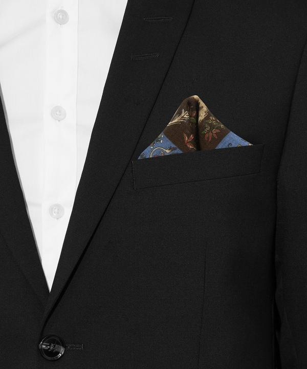Mythical Creature Pocket Square