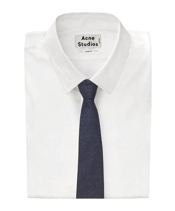 Paisley Stitch Pattern Tie