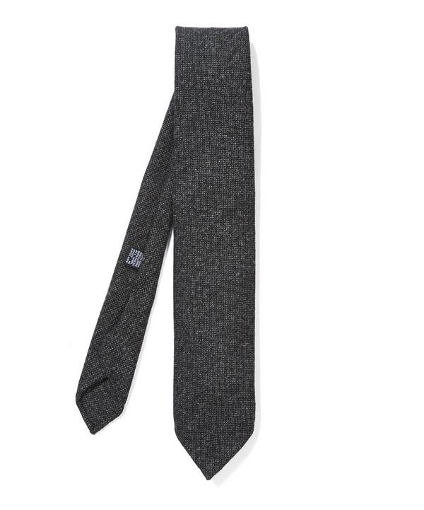 Tweed Effect Tie