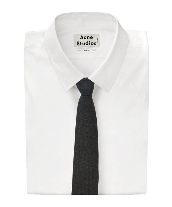 Tweed Effect Tie