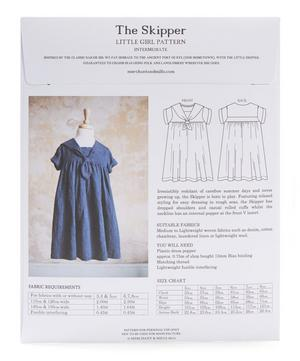 The Skipper Dress Pattern