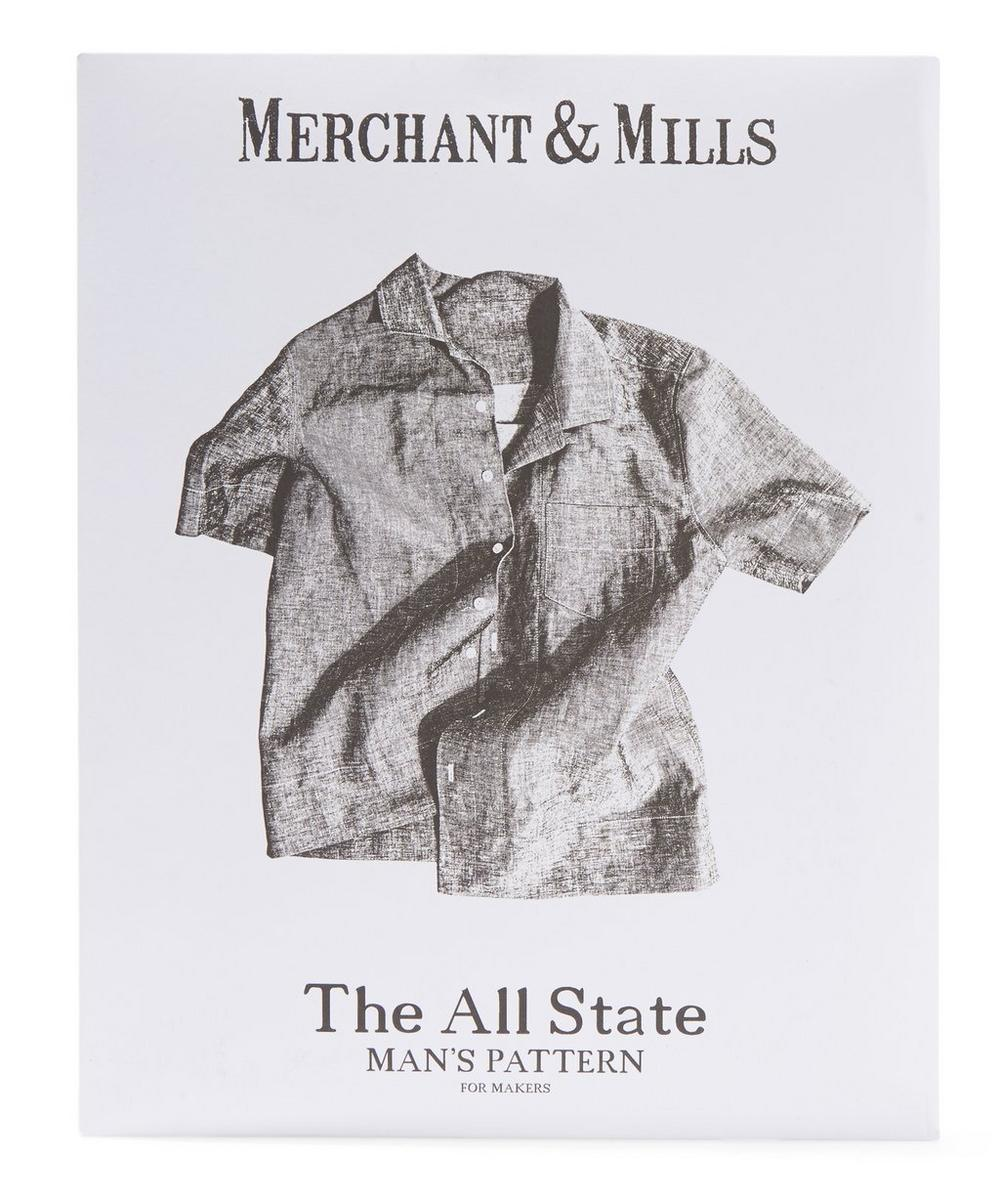 All State Shirt Pattern