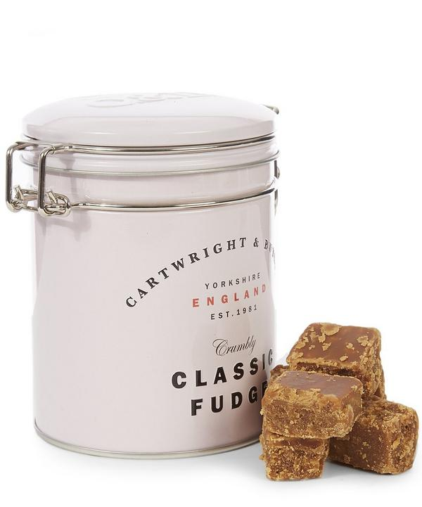 Crumbly Classic Fudge