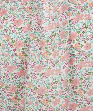 Liberty Print Cotton Blouse
