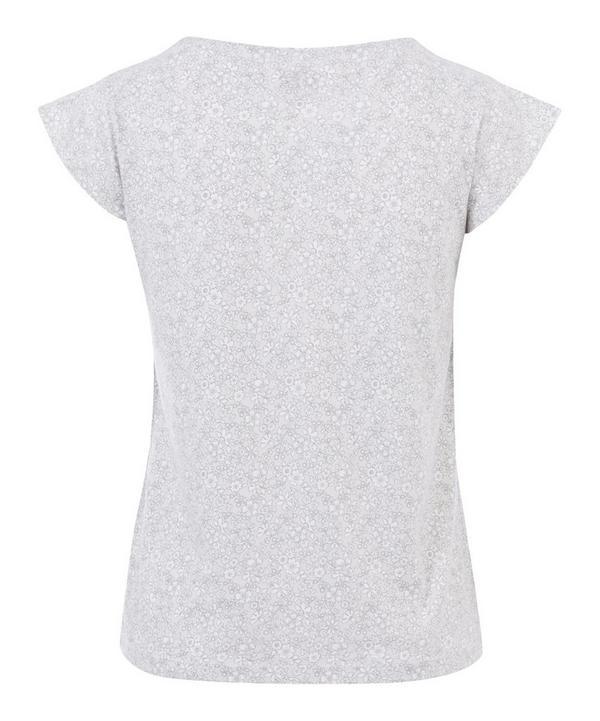 Liberty Print Short Sleeved T-Shirt
