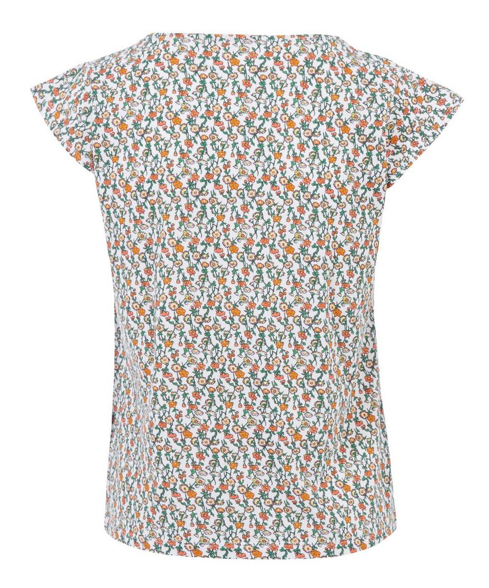 Liberty Print Short Sleeved T-Shirt