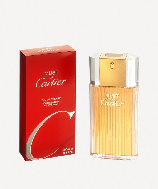 Must Eau de Toilette 100ml