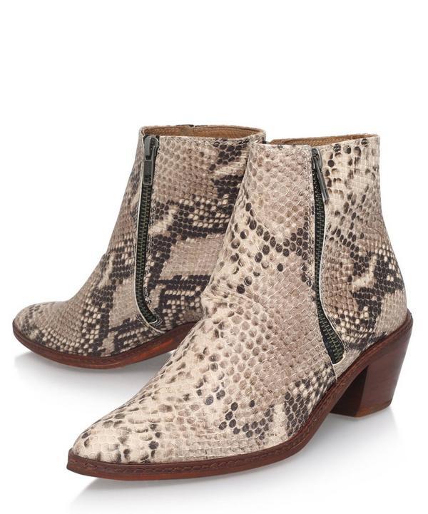 Snake Azi Boots