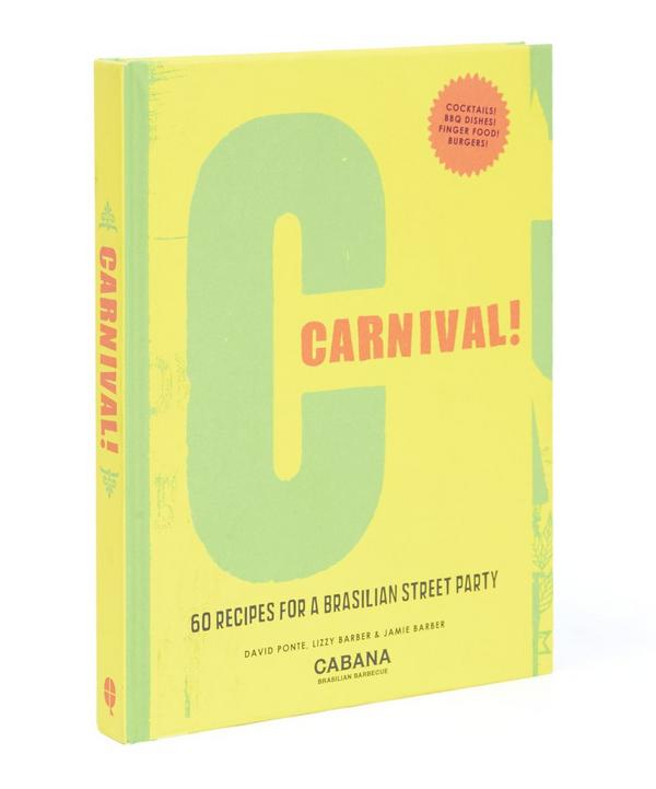 Cabana Carnival Brasilian Street Party Recipe Book