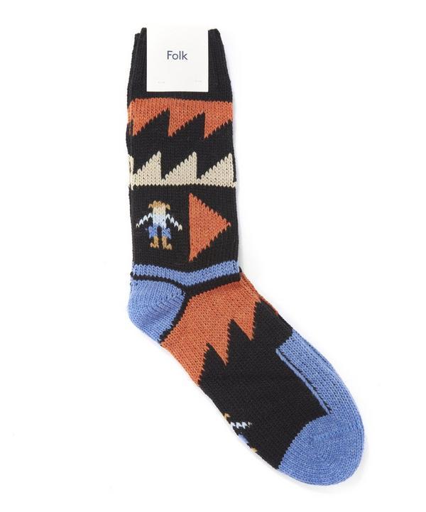 Graphic People Socks