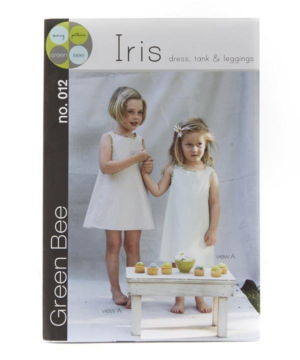 Iris Dress Pattern