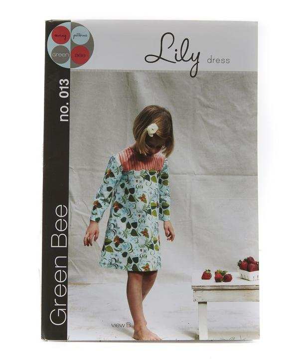 Lily Childrens Dress Pattern