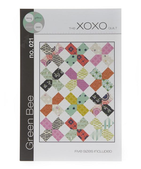 The XOXO Quilt Pattern