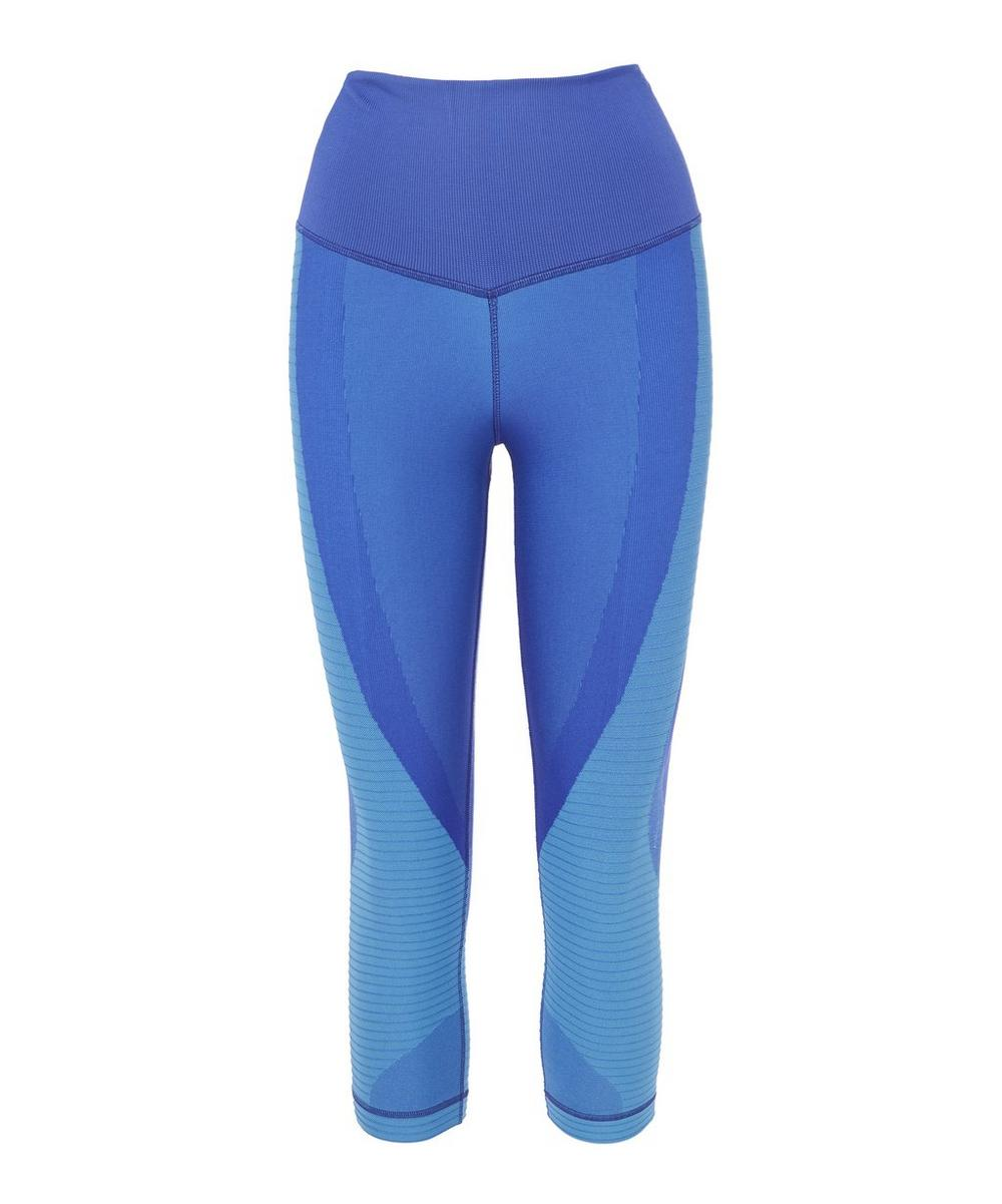 Zoned Sculpt Capri Leggings