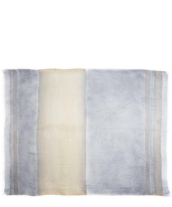Potter Printed Cashmere Blend Scarf