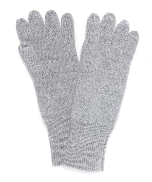 Milled Cashmere Gloves