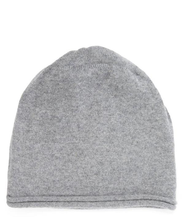 Cash Ca Cashmere Knitted Beanie Hat