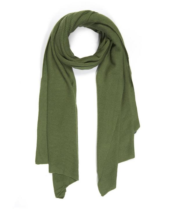 Cashmere Knitted Scarf