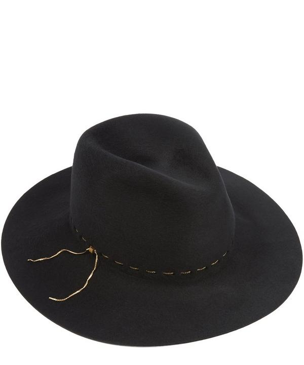 Georgina Chain Trim Fedora