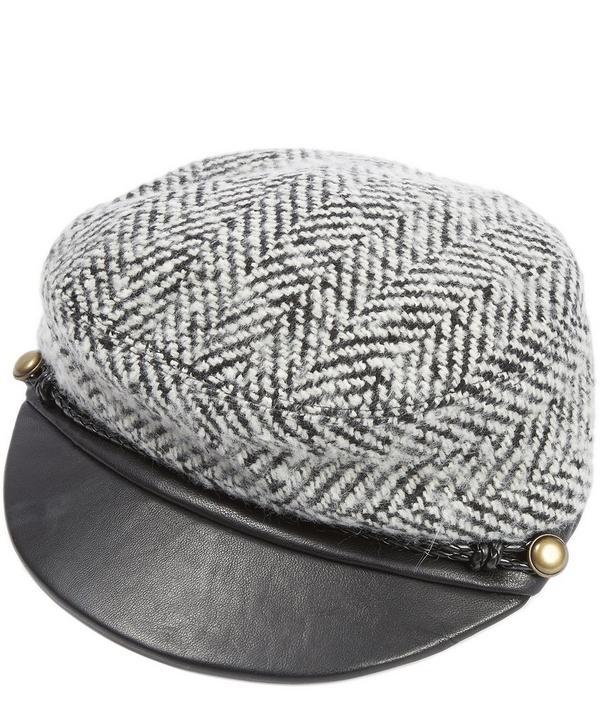 Elyse Tweed Cap