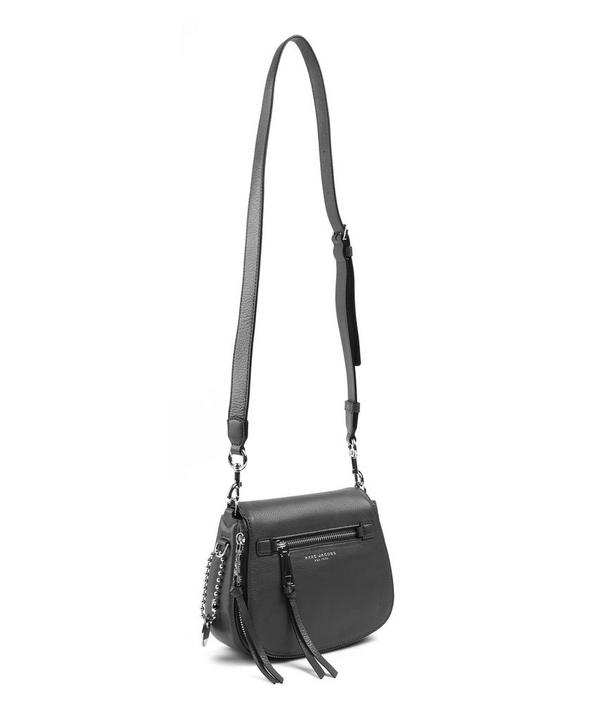 Small Leather Recruit Saddle Bag