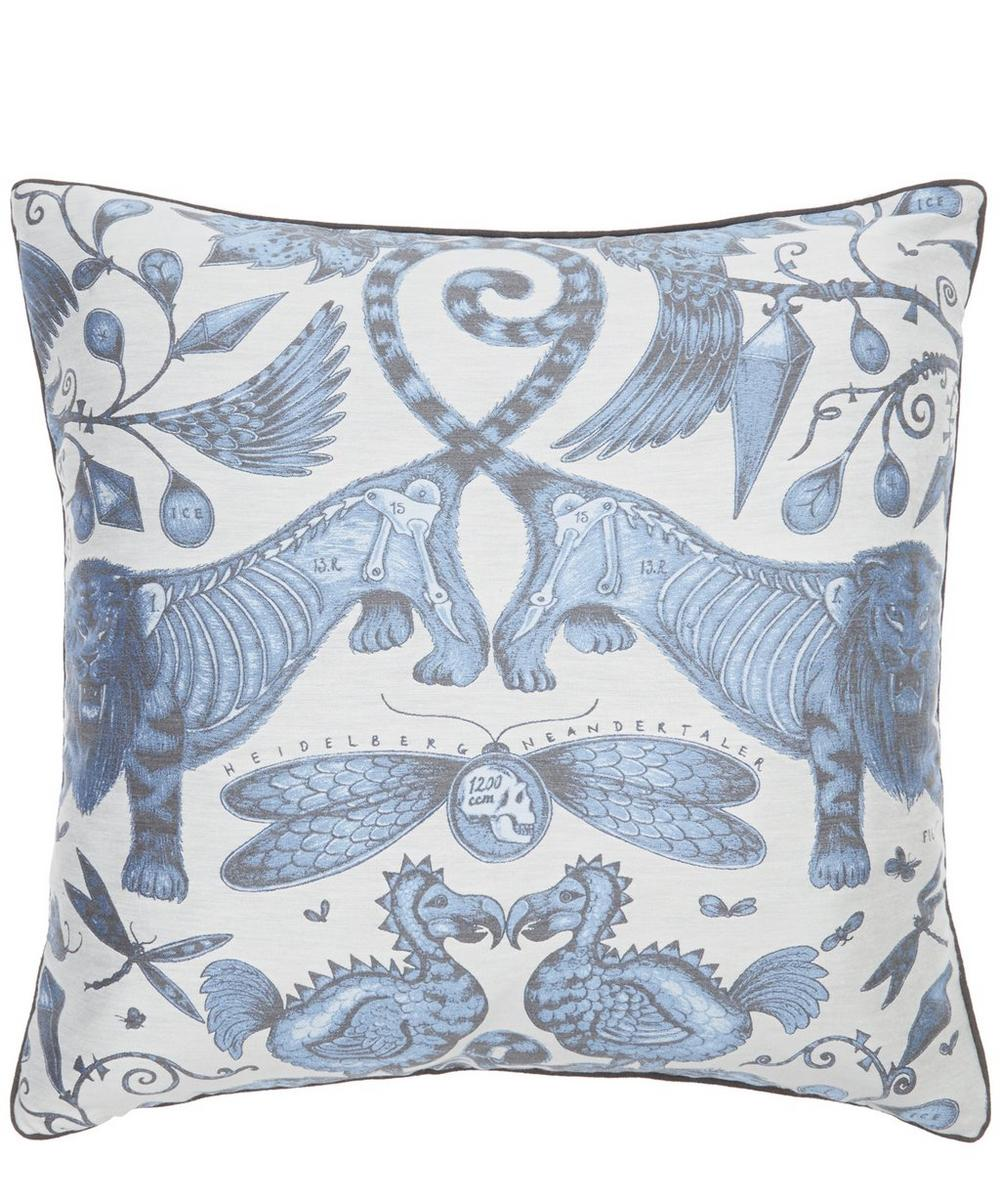 Extinct Jacquard Cushion