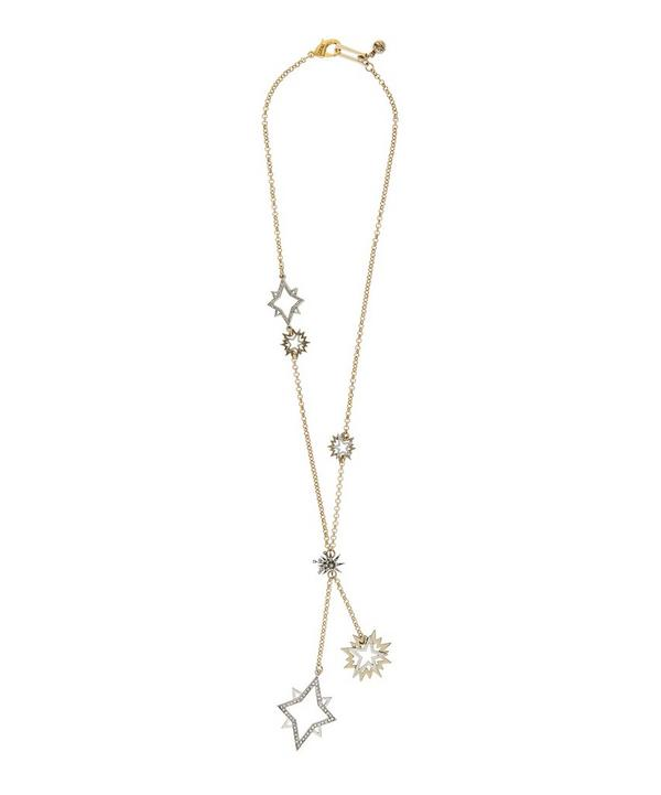 Lulu Frost Nova Long Pendant Necklace