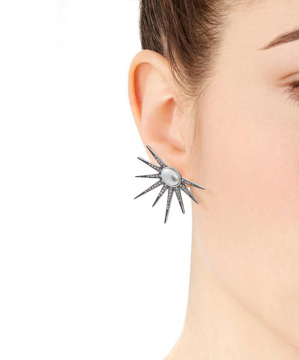 Zenith Clip-On Earrings