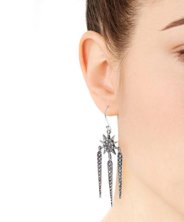 Nova Drop Star Earrings