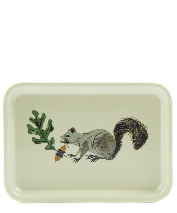 Fishs Eddy Squirrel Tray