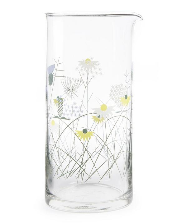 Fishs Eddy Wildflower Pitcher