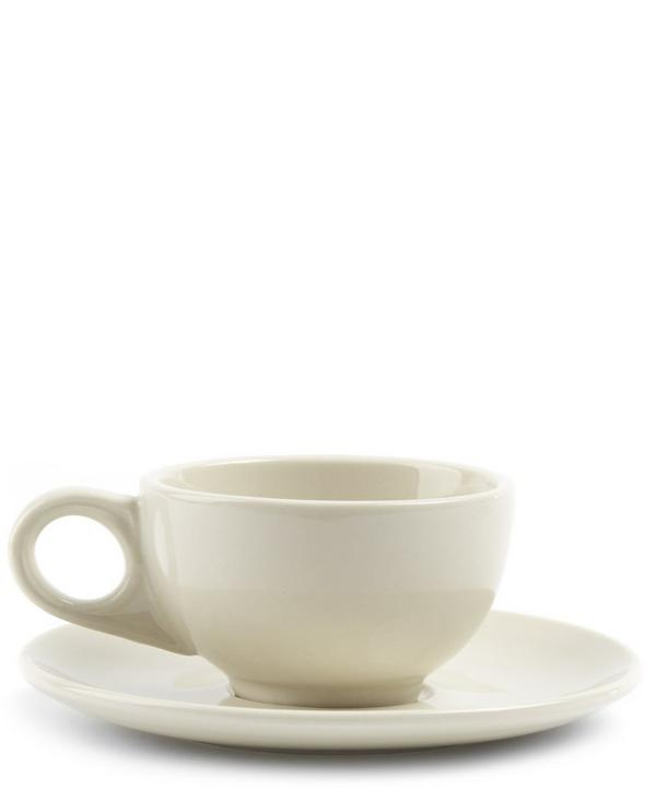 Diner Cup and Saucer