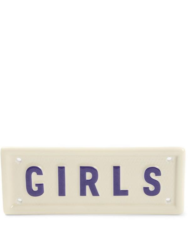 Girls Sign