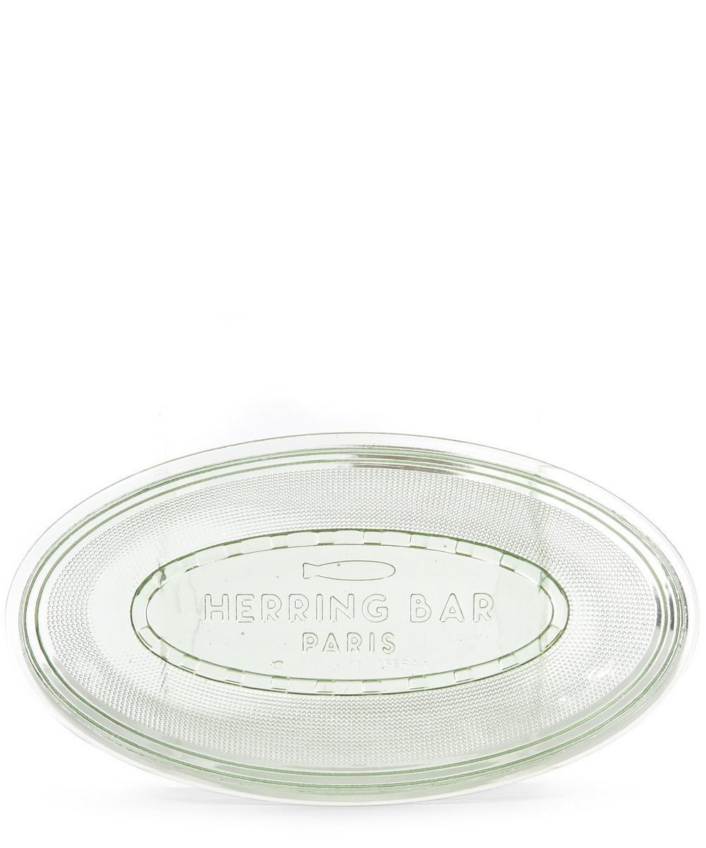 Flat Oval Dish