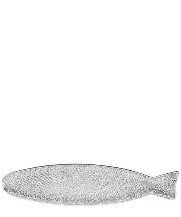Alu Large Fish Tray
