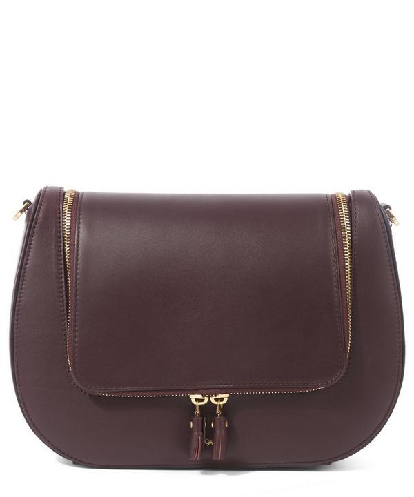 Leather Vere Satchel Bag