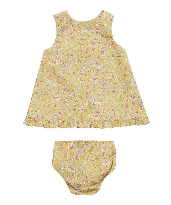 Little Treasures Baby Wrap Dress