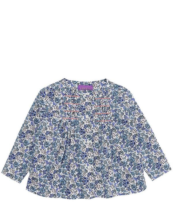 Palace Garden Baby Blouse