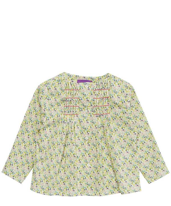Fluttering Baby Blouse