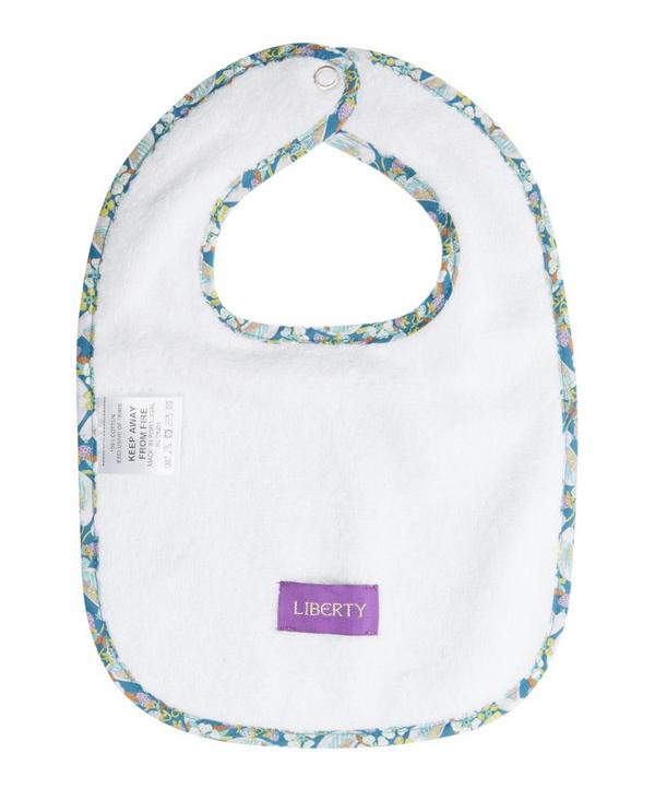 Strawberry Feast Tana Lawn Bib