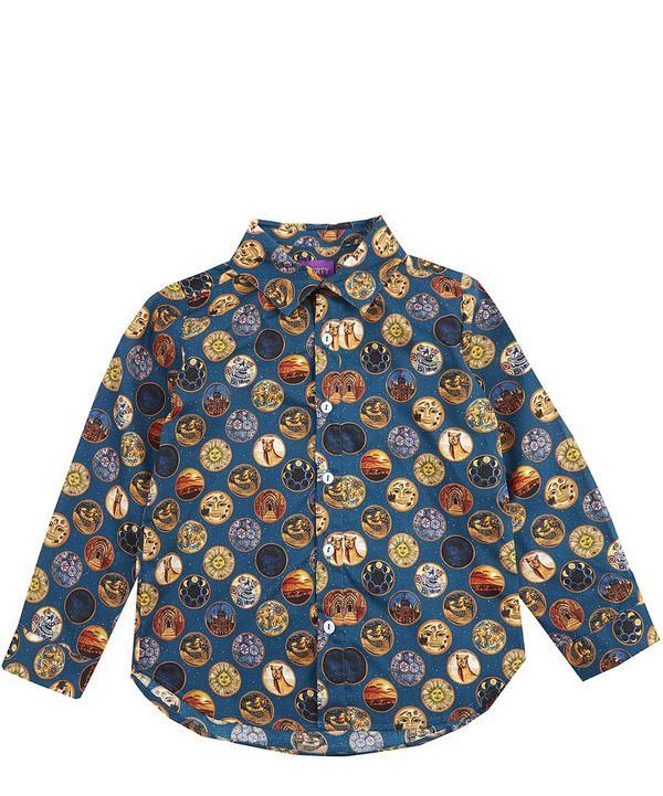 East Meets West Boys Shirt