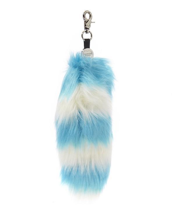 Faux Fur Goody Gumdrops Keyring